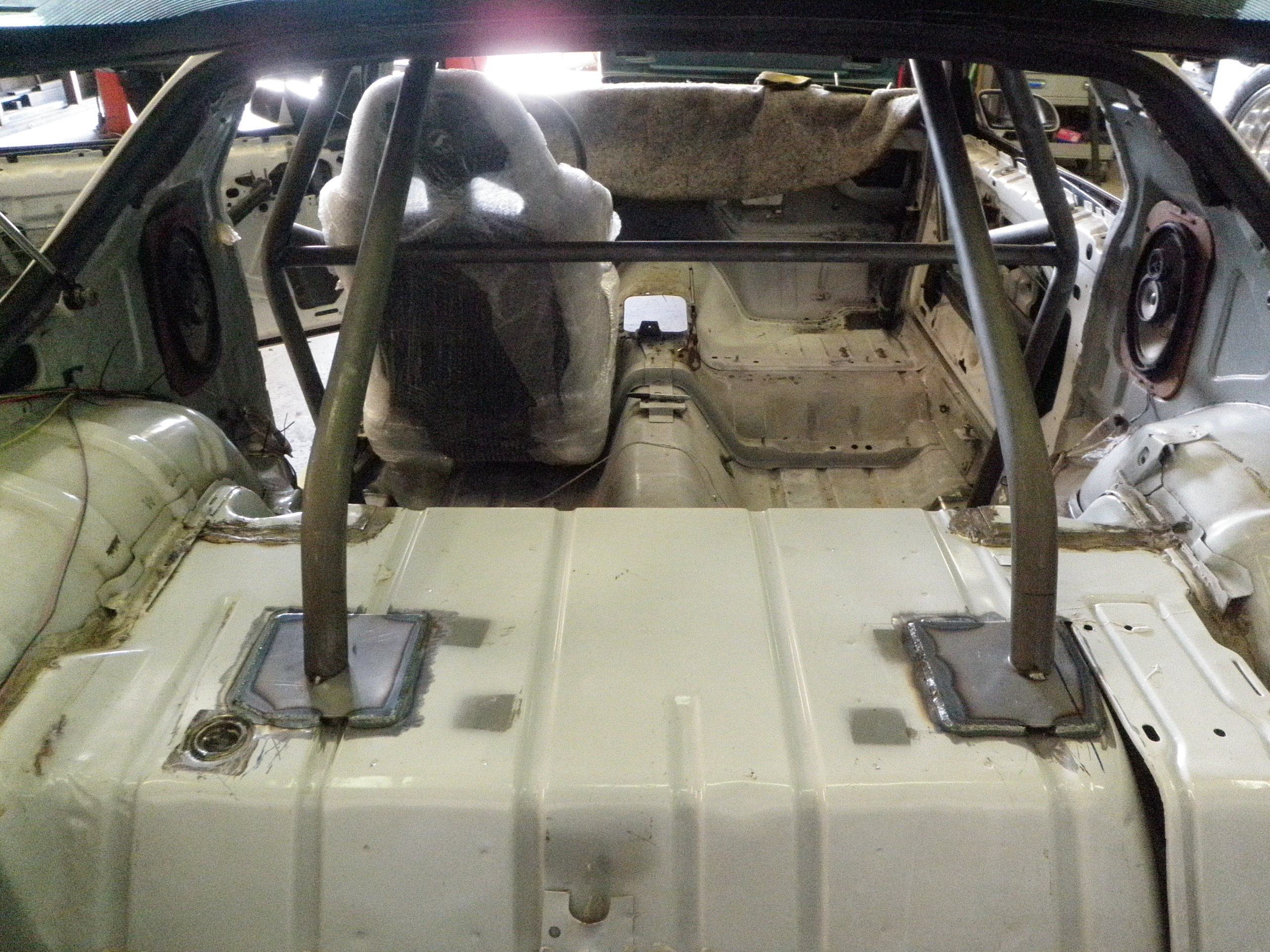 Gm 82 02 F Body 6pt Exact Fit Roll Bar Wild Rides Wild