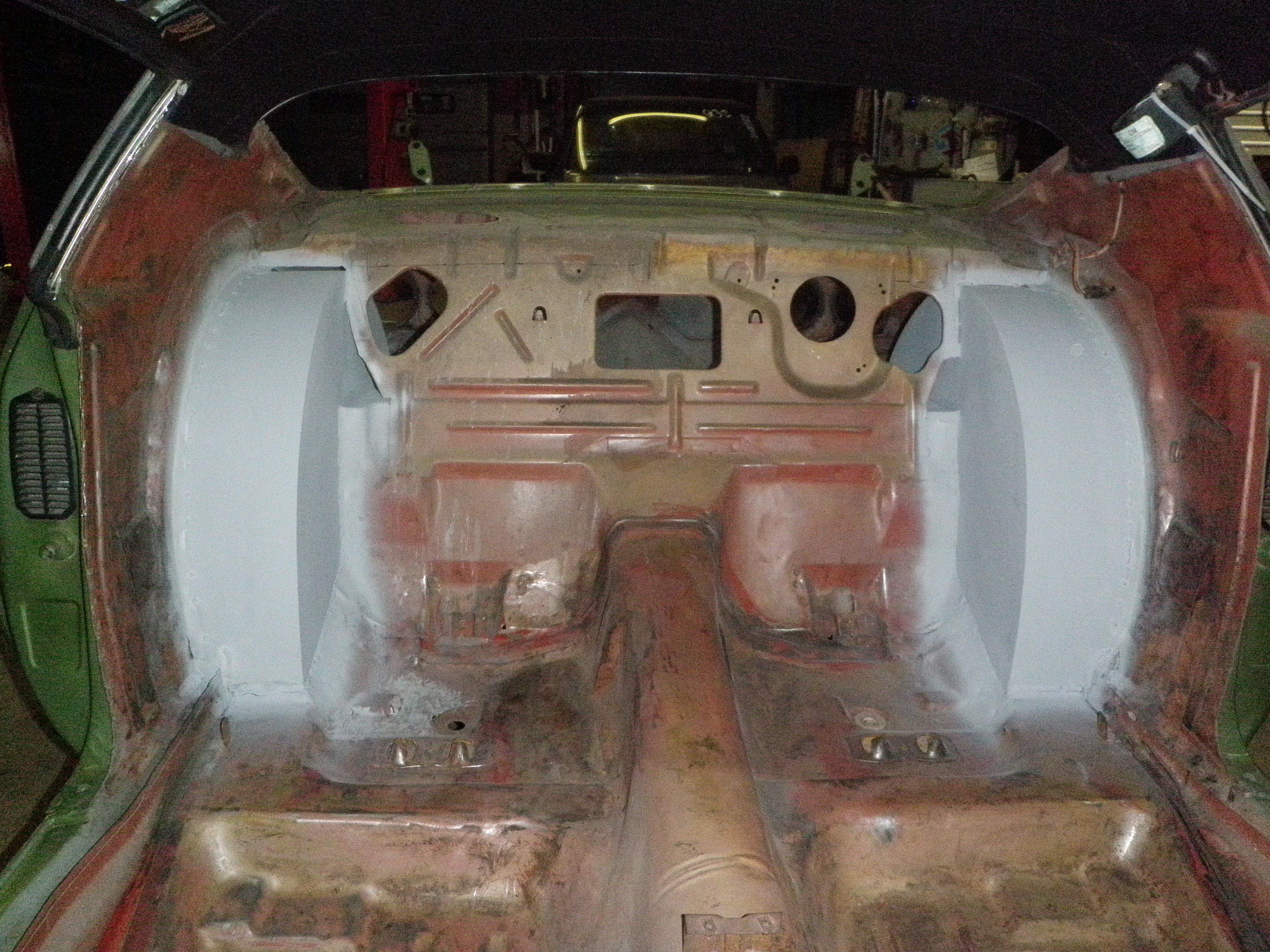 2nd Generation GM F-Body Mini Tubs - WILD RIDES