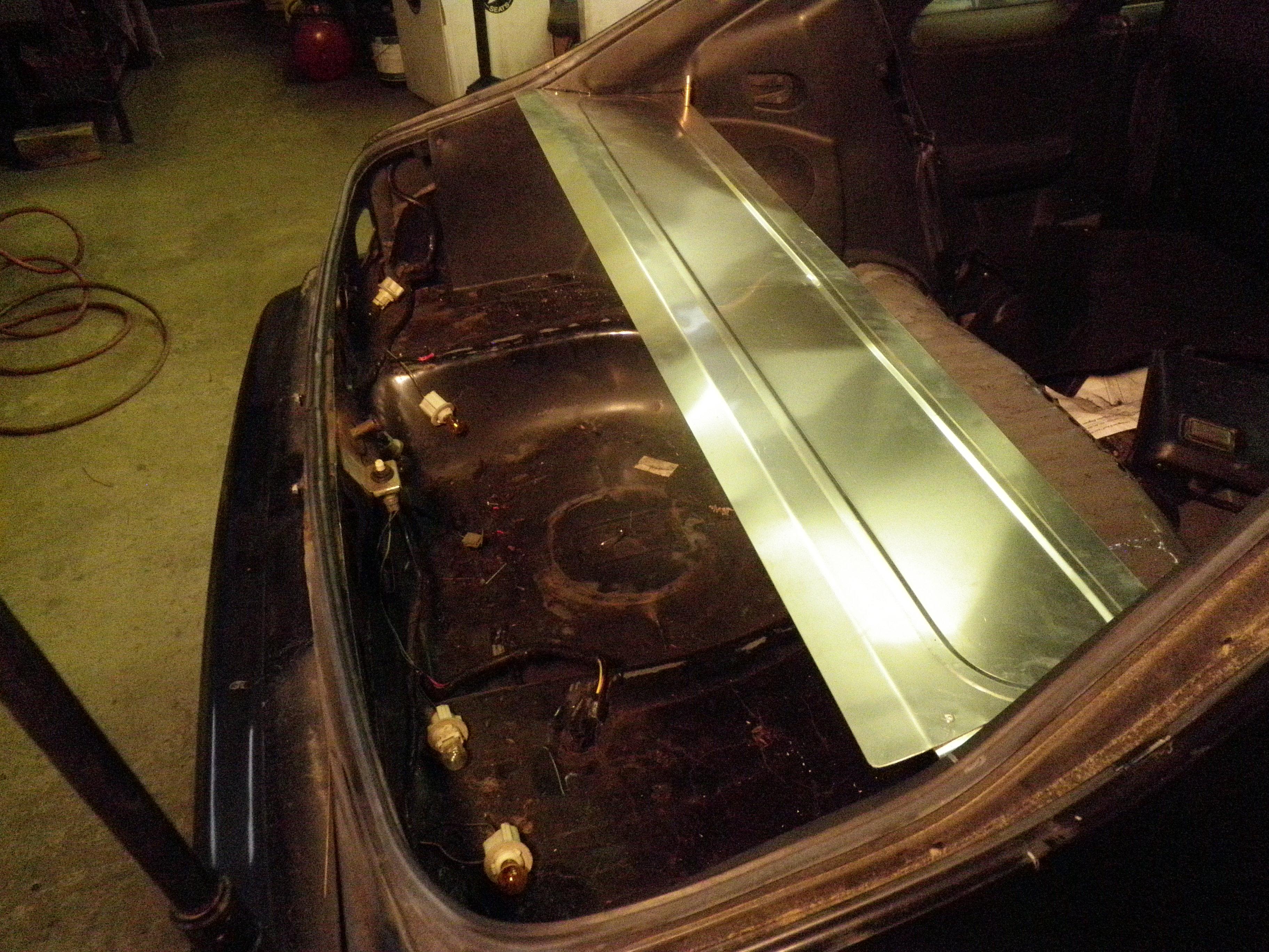87 93 Mustang Hatch Rear Firebreak Wild Rides Wild Rides