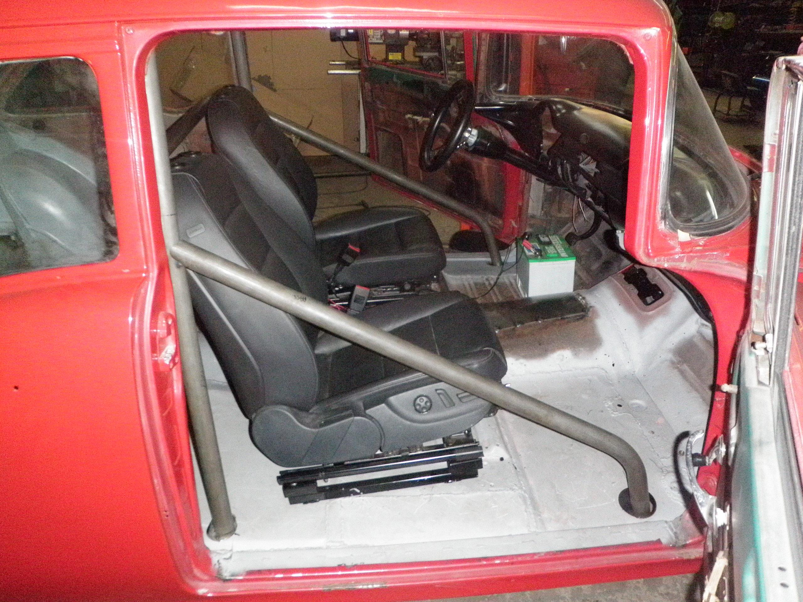 55 57 Chevy 6pt Exact Fit Roll Bar Wild Rides Wild Rides