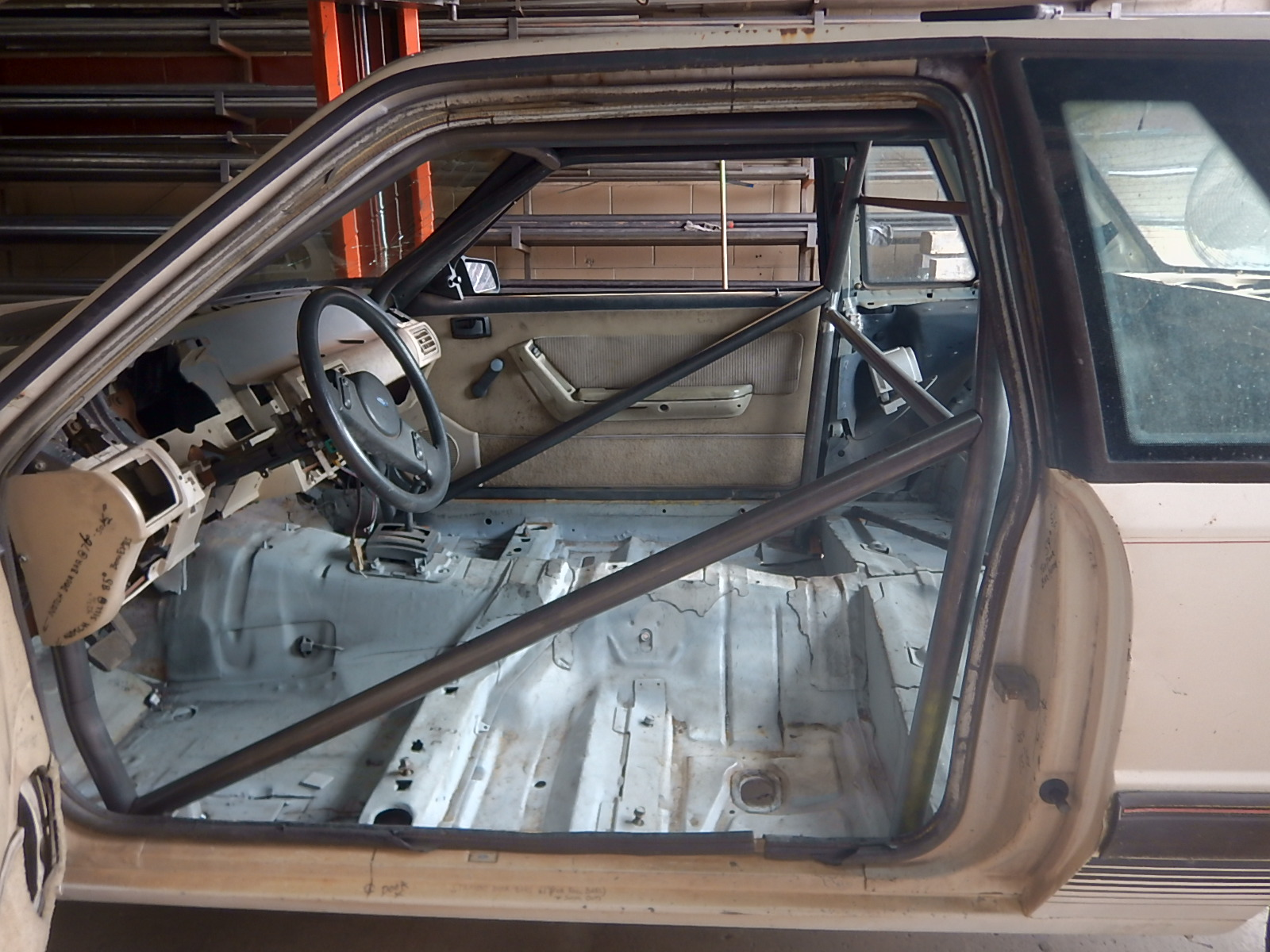 Picture of: New Fox Sn95 Exact Fit 8pt Roll Cage Wild Rides